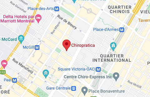 666 Sherbrooke Street West - Montreal