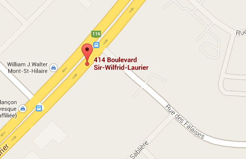 414 boulevard Sir-Wilfrid-Laurier - Mont-St-Hilaire